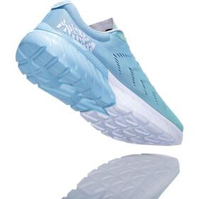 Hoka One One Mach 2 Zapatillas running Mujer, aquamarine/lichen